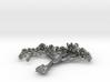 'Blossom tree' a fractal pendant 6cm  3d printed