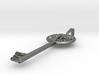 Magic key pendant 5.5cm 3d printed