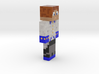6cm | sPaCe_HiRoz 3d printed