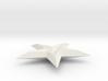 FINAL SHAPEWAYS 3D STAR 3d printed