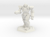 Mecha- Odyssey- Kreios (1/285th) 3d printed