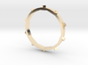 Unholey Ring Sz. 6 3d printed