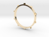 Unholey Ring Sz. 9 3d printed