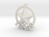basic TEXAS badge 3d printed