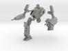 The White Knight Parts 3d printed