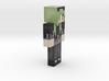 6cm | haemophage 3d printed
