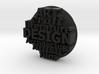 S42 Ellipse Pendant Design, etc. 1 mm walls @40 mm 3d printed