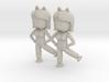 Dancing Ballerinas Emoji 3d printed