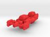 Cargo Tug: Loaded 3d printed