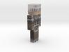 6cm | Jarnefeldt 3d printed