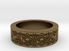 Celtic Design Ring Size 8 3d printed