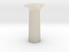 Parthenon Column Top (Hollow) 1:100 3d printed