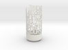 Light Poem Bandar 3d printed