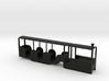 Min Rail Railcar 3d printed
