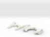 Sunlink - Ani Minerva Antennas + G1 Style Ears v1 3d printed