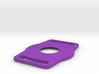Lens Cap Holder (customizable) 3d printed