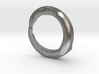Lightning bolt Ring 3d printed
