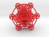 3D Metatron's Sphere: based on Metatron's Cube 3d printed