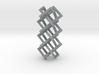 Right-angled Braidwork I 3d printed