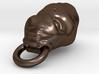 necklace fat alien head WTH 3d printed