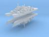 Maestrale frigate 1:3000 x4 3d printed