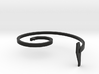 mold part, top,  vehicle spring, 3.0 mm 3d printed