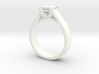 Crossover Ring 7.5 3d printed