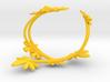 Forsythia Bracelet 3d printed