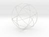 Sacred Geometry 3d printed
