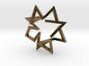 Regular Constant-torsion Polygon (+++---)^4 3d printed