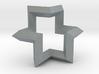 Regular Constant-torsion Polygon (++--)^3 3d printed