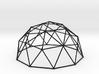 2V Dome - Medium 3d printed