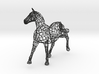 2014 Year of the Horse- Nylon (Large) 3d printed