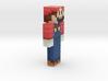 6cm | Mario 3d printed