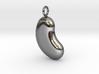 """""""Magic"""" Bean pendant 3d printed"""