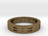 Basic vent ring Ring Size 7 3d printed