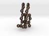 Earrings (Pair)- Molecule- Vanillin 3d printed
