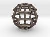 Brick Sphere 2 3d printed