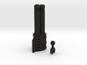 Sunlink - 3mm: Tri-Barrel Gun 3d printed
