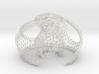 Swirl 01 60 percent Shell 01 3d printed