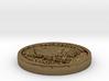 Zorkmid Coin 3d printed