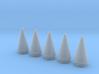 Delta II Rocket SRB 1:48- Set of 5 3d printed