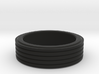 Grooved Ring 3d printed
