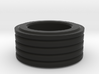 Grooved Ring (large) 3d printed