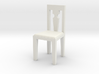 1:48 Simple Side Chair 3d printed