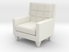 1:24 Sixties Armchair 3d printed