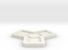 Catan Mold 3d printed