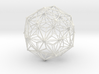 3D Printed Christmas Ball 3d printed