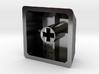 Blank Keycap (R3, 1x1) 3d printed