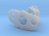 Steven Colbert Head/Bust, Hollow Shell, 85mm Tall 3d printed
